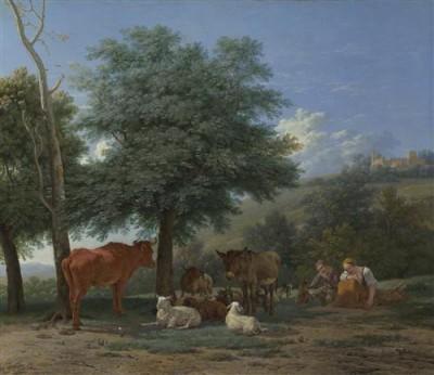 1428790200_farm-animals-with-a-boy-and-herdswoman.jpg