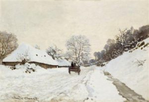 1428797204_a-cart-on-the-snowy-road-at-honfleu.jpg